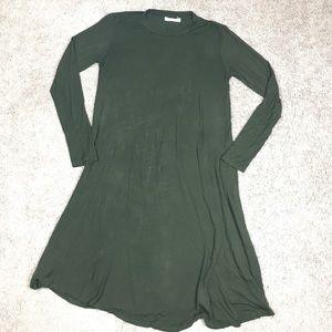 Reborn J Black Maxi Dress Size XS